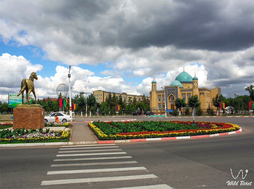 Rudny city in Kostanay region Kazakhstan