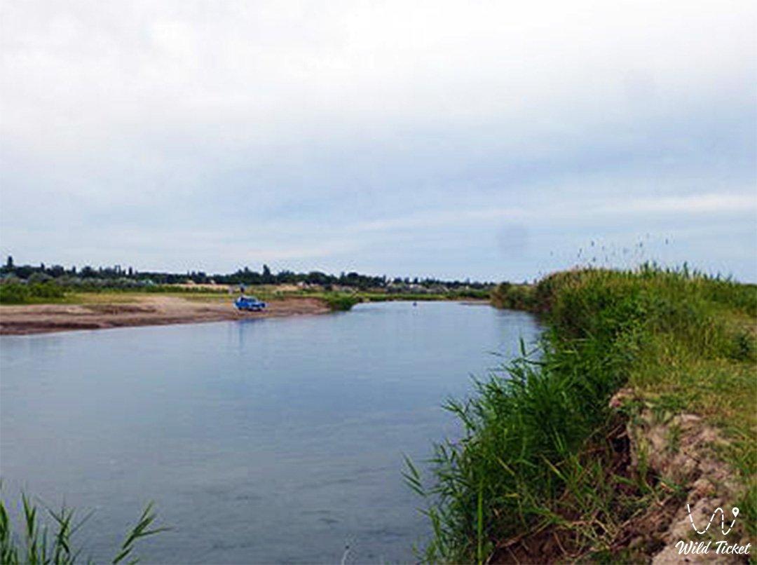 Ащиагар река в Каракиянском районе Мангистауской области.