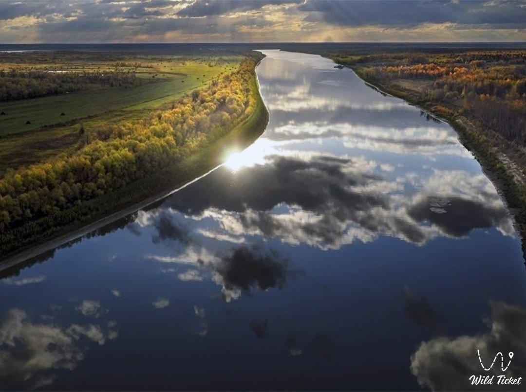 Иртыш река в республике Казахстан.