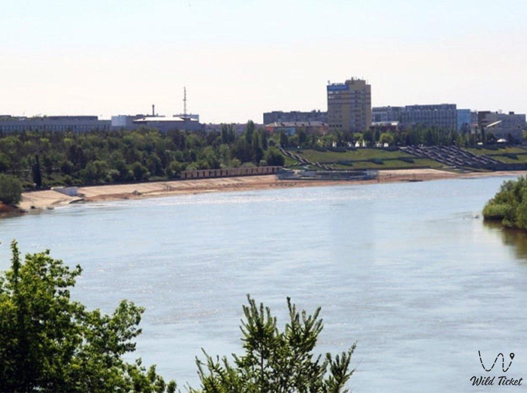 Иртыш река в Казахстане и России.
