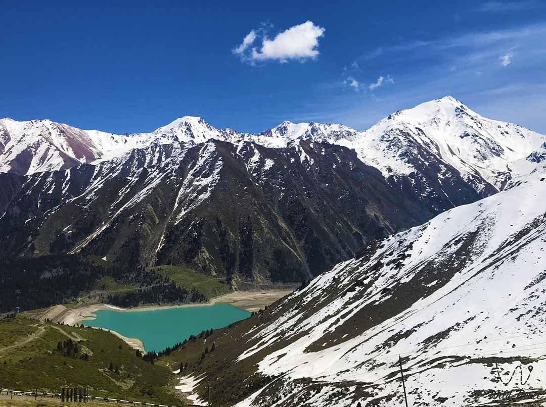 Big Almaty gorge