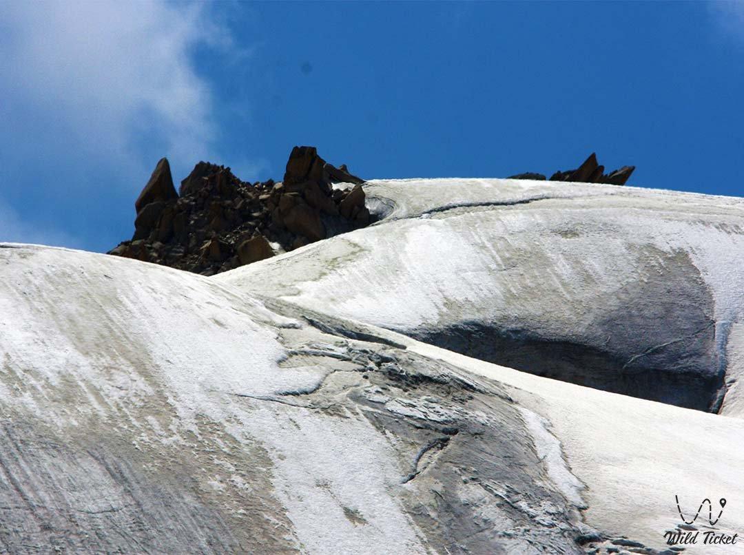 Zoya Kosmodemyanskaya glacier.