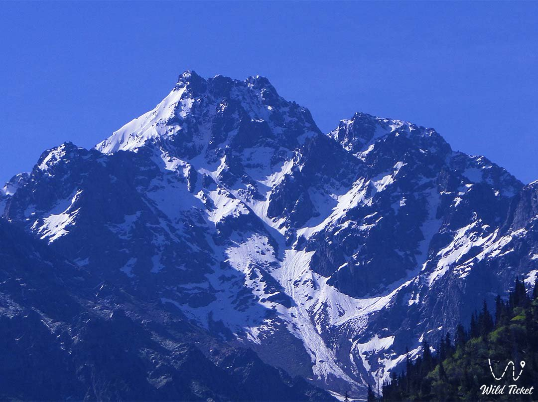 Abay Peak.