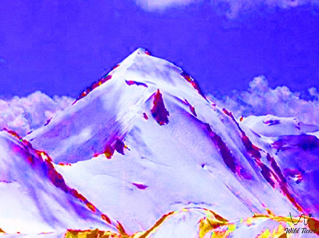 Molodaya Gvardiya Peak (Young Guard)