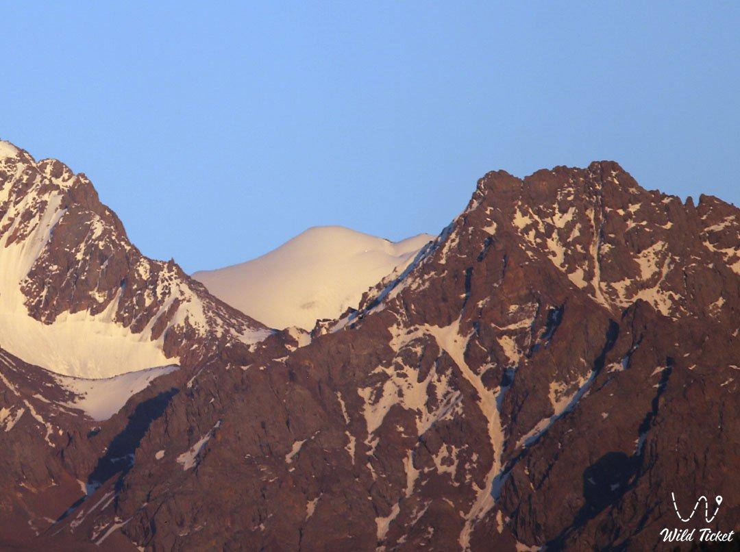Jambul Peak.