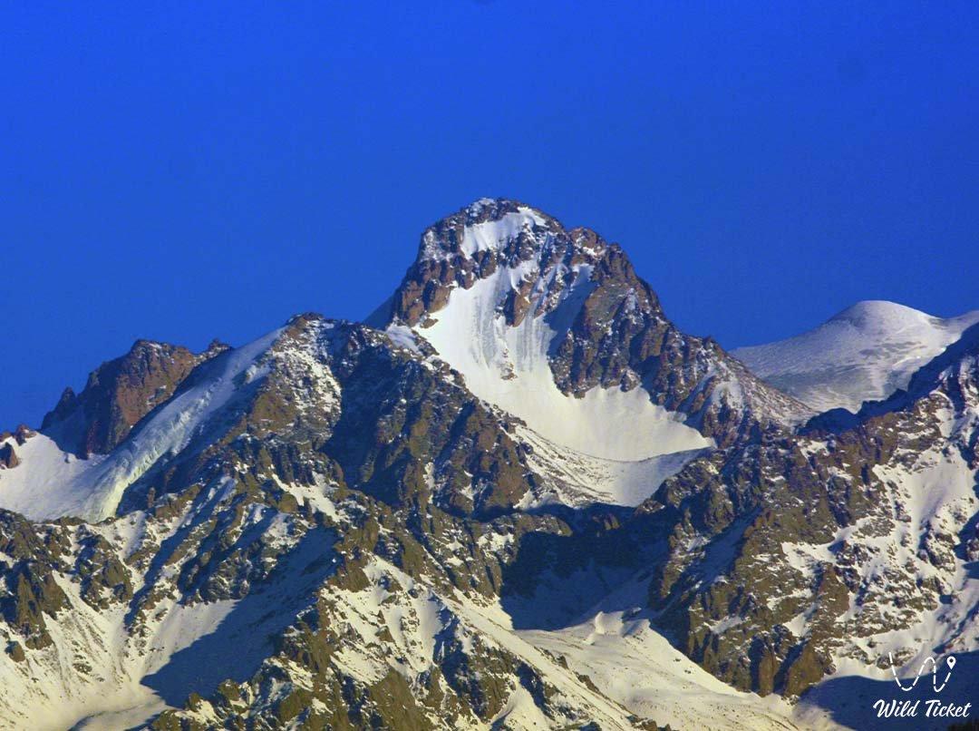 Nursultan Peak (Komsomol Peak).