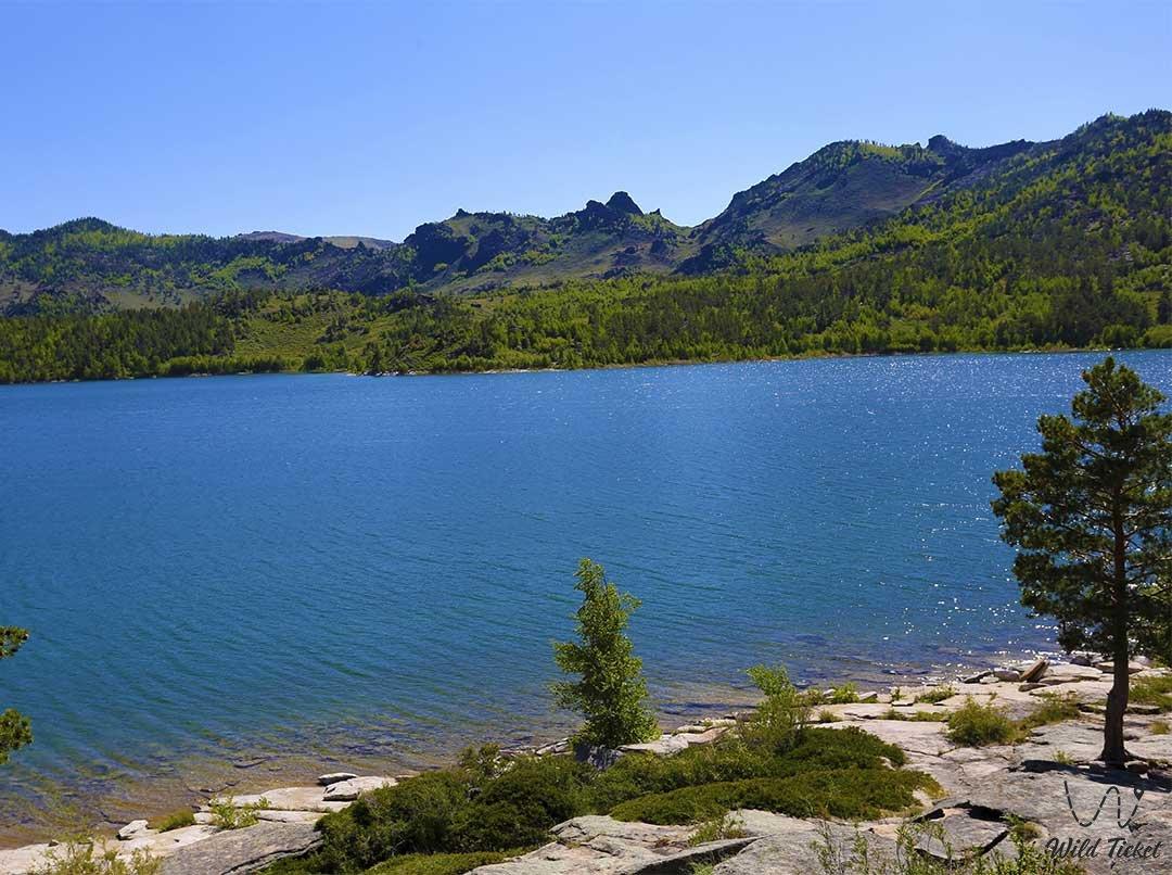 Жасыбай озеро