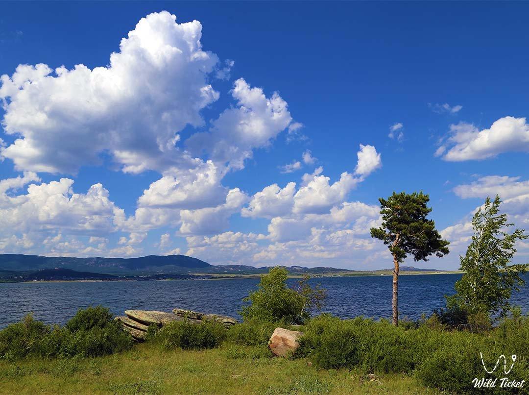 Сабандыколь озеро