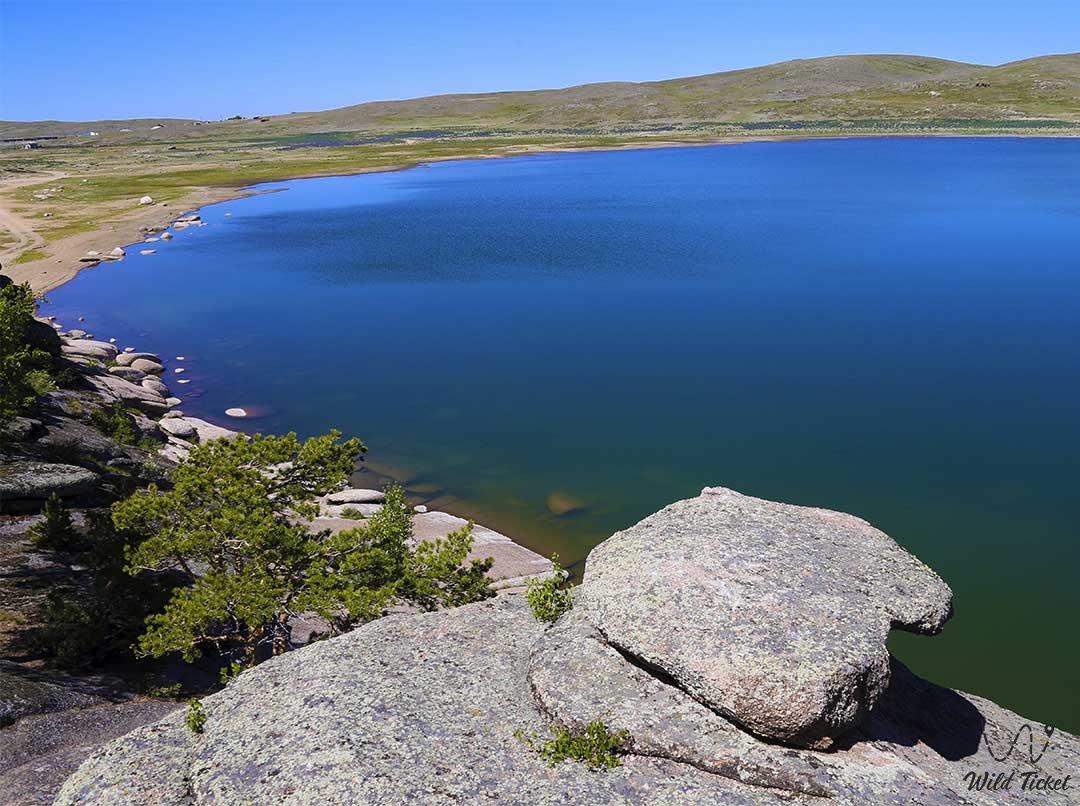 Торайгыр озеро