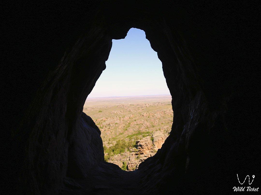 Аулие тас пещера