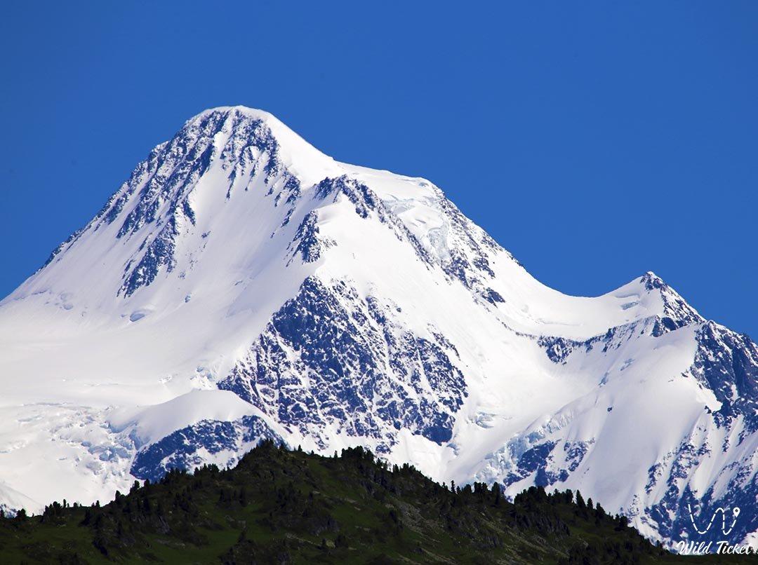 Mount Belukha, Muztau - Kazakhstan Altai.